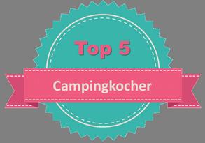 Top 5 Campingkocher