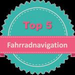Top 5 Fahrradnavigation