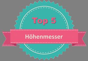 Top 5 Höhenmesser