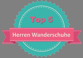 Top 5 Wanderschuhe Herren