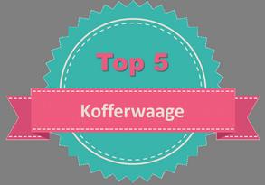 Top 5 Kofferwaage