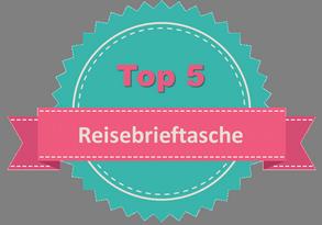 Top 5 Reisebrieftasche