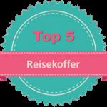 Top 5 Reisekoffer