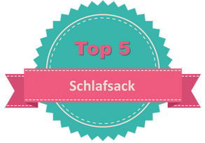 Top 5 Schlafsack