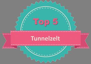 Top 5 Tunnelzelt