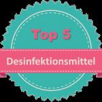 Top 5 Desinfektionsmittel