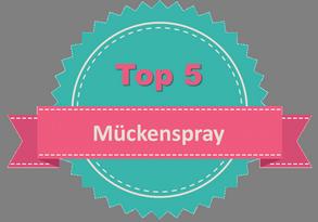 Top 5 Mückenspray