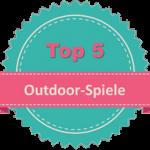 Top 5 Outdoor Spiele