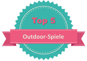 Top 5 Outdoor Spiele