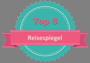 Top 5 Reisespiegel