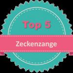 Top 5 Zeckenzange
